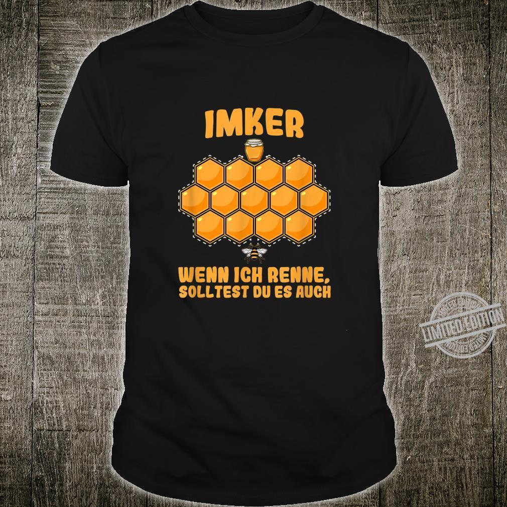 Imker Bienen Hummeln Fun Sprüche & lustige Geschenke Shirt