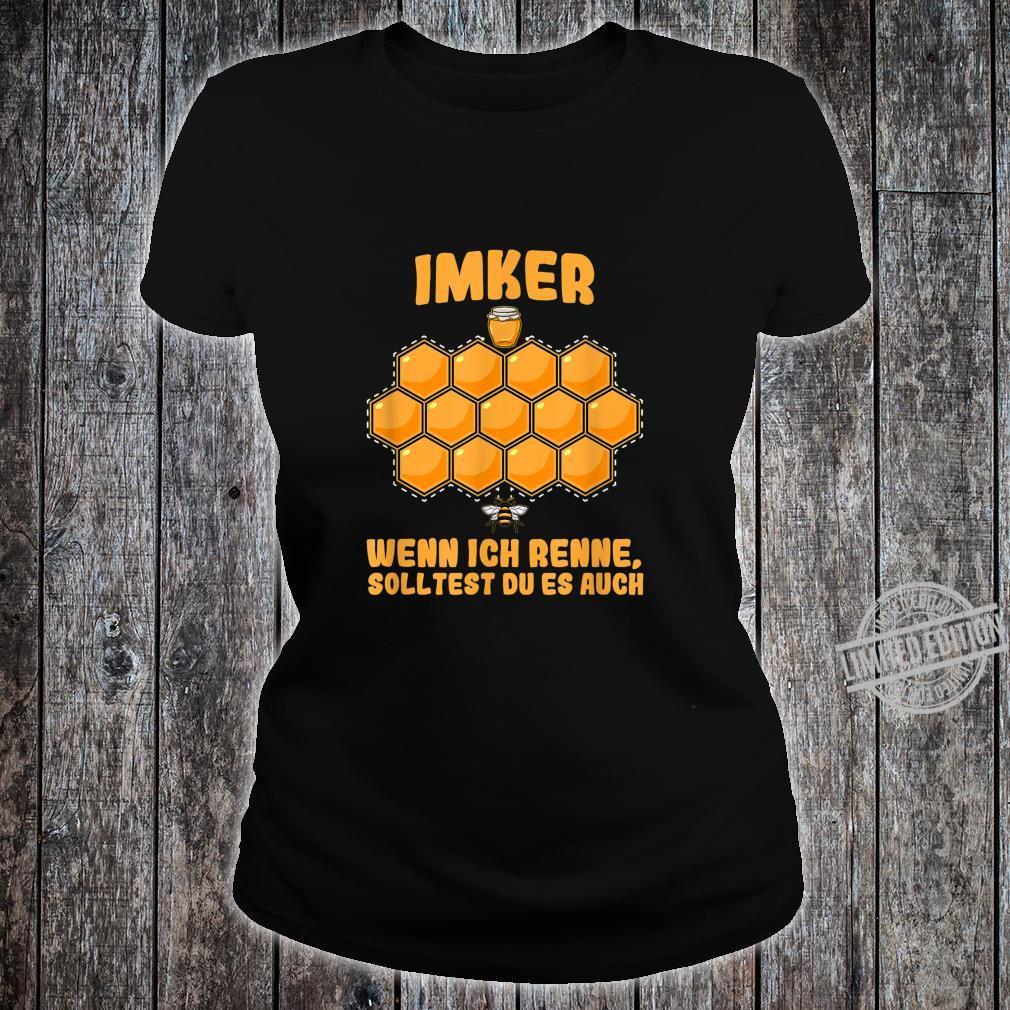 Imker Bienen Hummeln Fun Sprüche & lustige Geschenke Shirt ladies tee