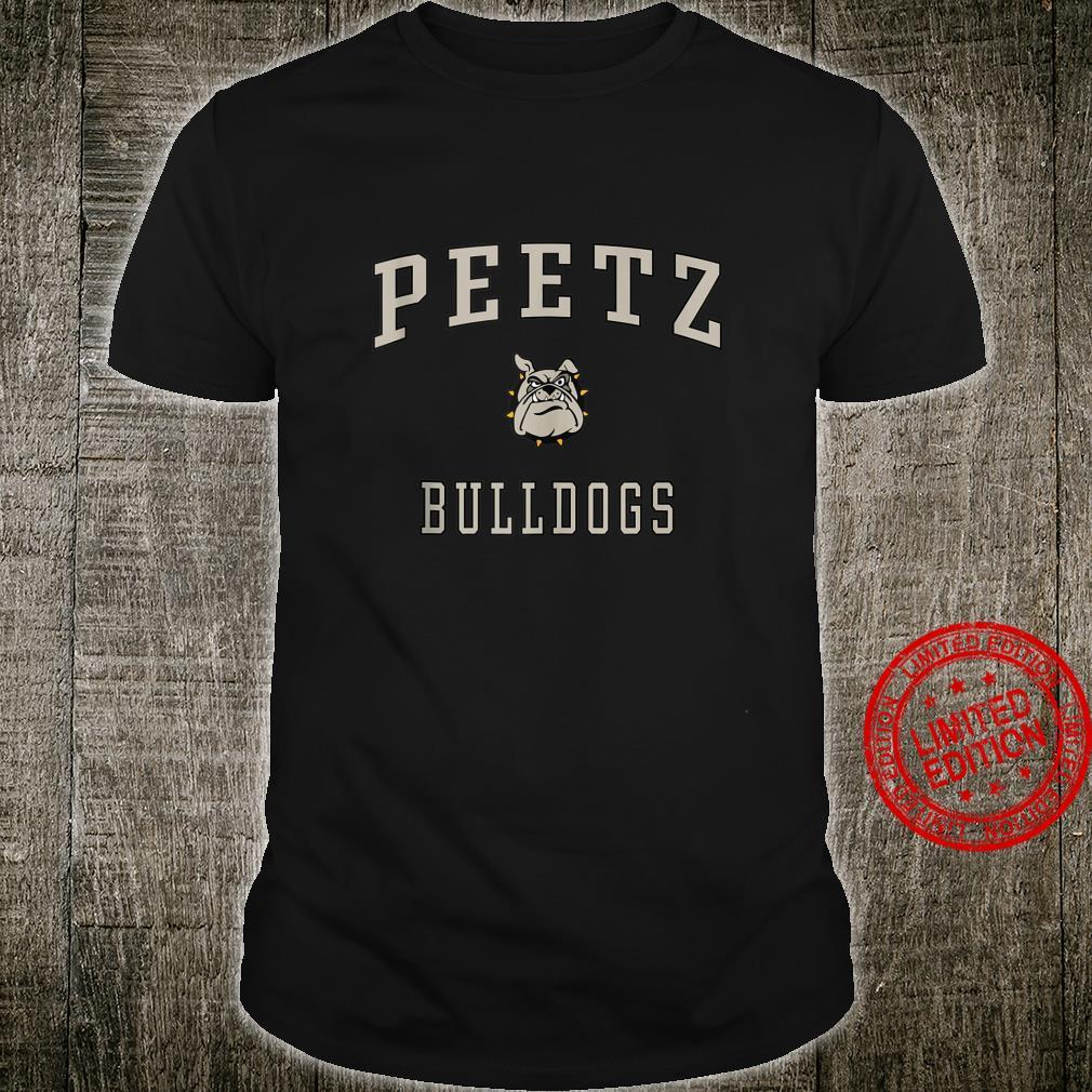 Peetz School Bulldogs Shirt